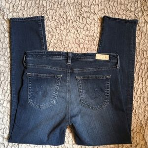 Ag Adriano Goldschmied Jeans - AG Jeans | Prima Crop | 28x25